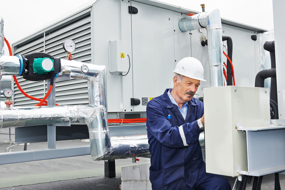 HVAC AND REFRIGERATION SERVICES